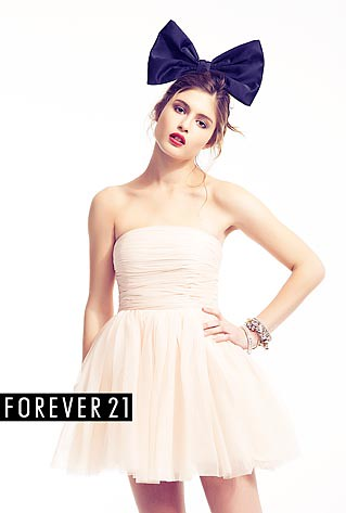 Forever 21 Fashion Ad Campaign