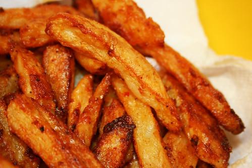 Meilleures frites au four vraiment gourmetronik montr al cuisine recettes foodie bouffe - Sardines au four sans odeur ...