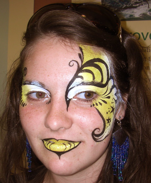 Face Paint Bumble Bee http://hawaiidermatology.com/face/face-paint-bumble-bee-flickr-sharing.htm