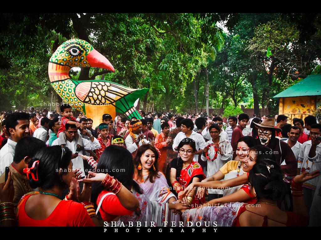 pohela boishakh 2011