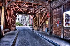 Rheinbrücke Diessenhofen – Gailingen Swiss - German Border