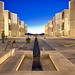 Salk Institute Construction by Ross Manges Photography