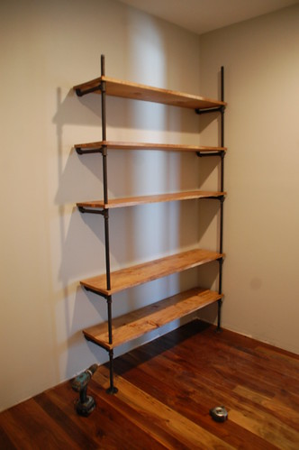 When your closet is nicer than your living space diydiva for Iron closet storage