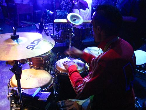 Mesmorizing rhythms...