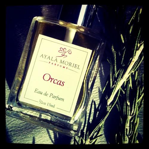 Orcas Eau de Parfum
