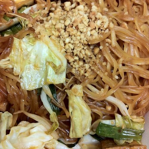 Pad Thai @ Bangkok Cuisine