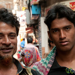 The People You Meet in Shakhari Bazar - Dhaka, Bangladesh