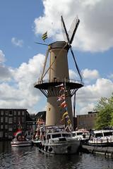 Schiedam - molen De Kameel 3758