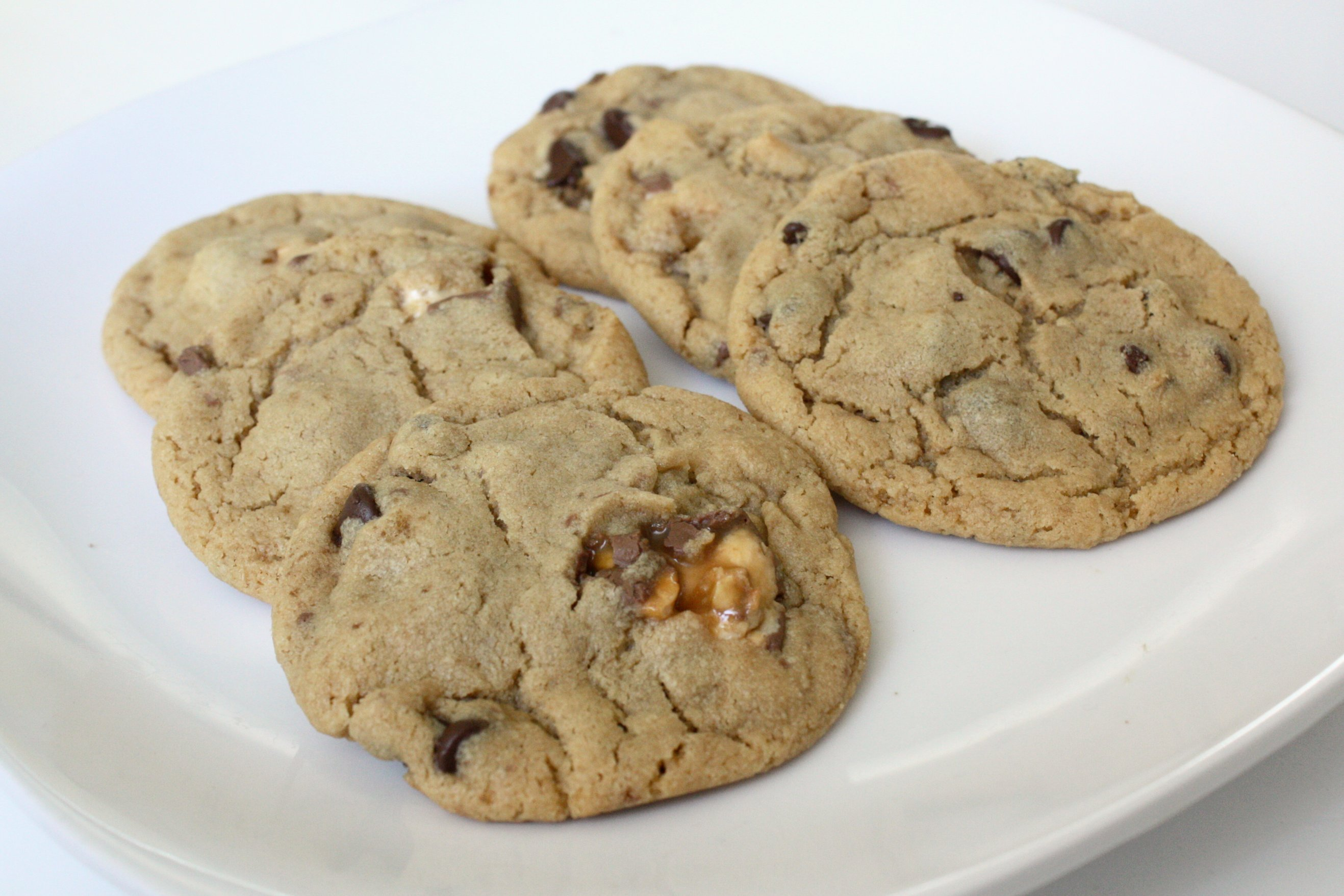 Peanut Butter Snickers Cookies | Flickr - Photo Sharing!