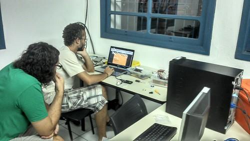 Hacklab no Espaço TEC