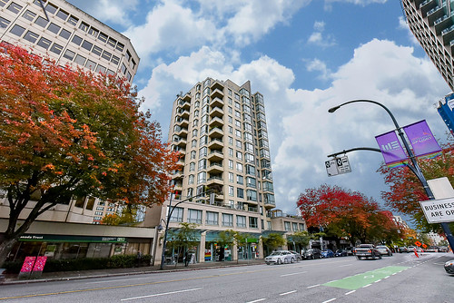 Storyboard of Unit 505 - 1238 Burrard Street, Vancouver