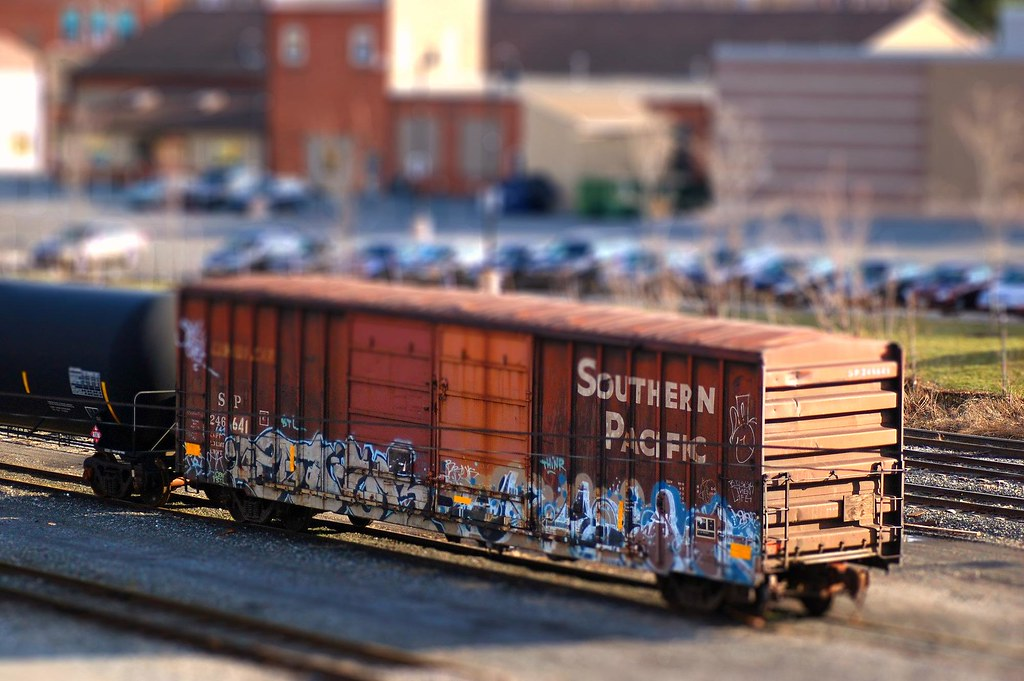 BTL ? - THINR tilt-shift