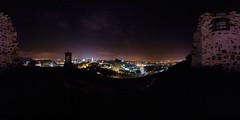 Calton Hill at Night (1)