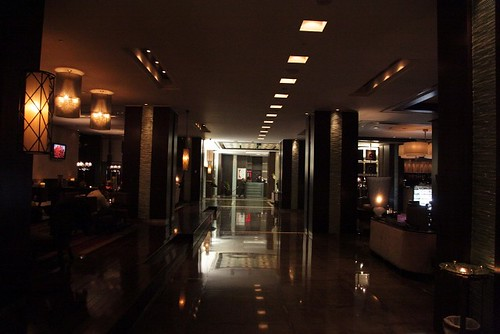 Lobby Crowne Plaza Amman After EH