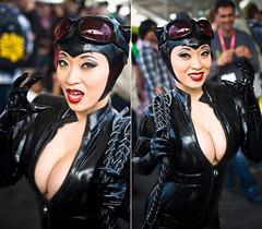 Wondercon – Catwoman // Yaya Han