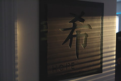 """""""Hope"""" in Chinese"""