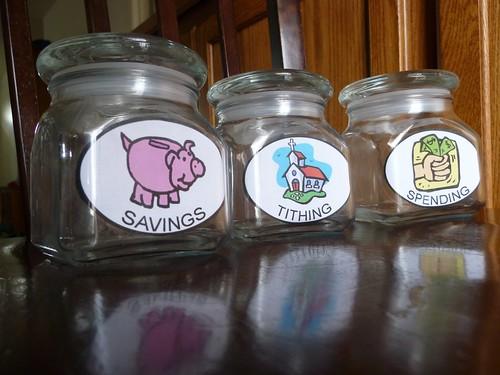Money Jars