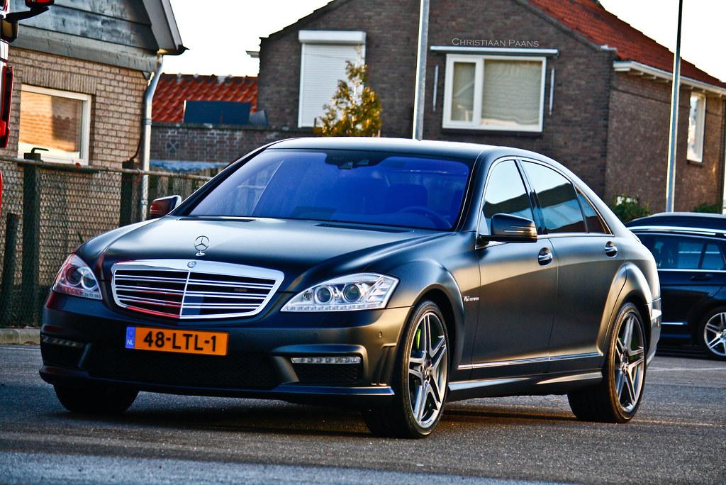 Mercedes Benz Amg >> Mercedes-Benz S65 AMG V221 2010 | Fantastic Mercedes! I've g… | Flickr
