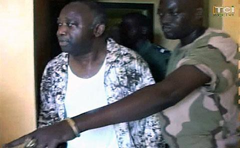 President Laurent Gbagbo of Ivory Coast was toppled in a French military coup carried out against the West African state. Ivory Coast is the largest producer of cocoa in the world. by Pan-African News Wire File Photos
