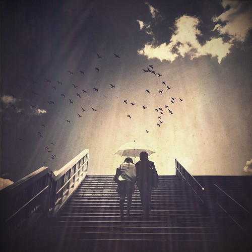 Stairway to Heaven Hipstamatic