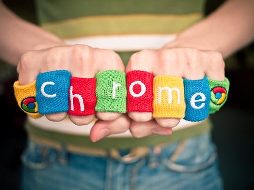 Chrome Knuckles!