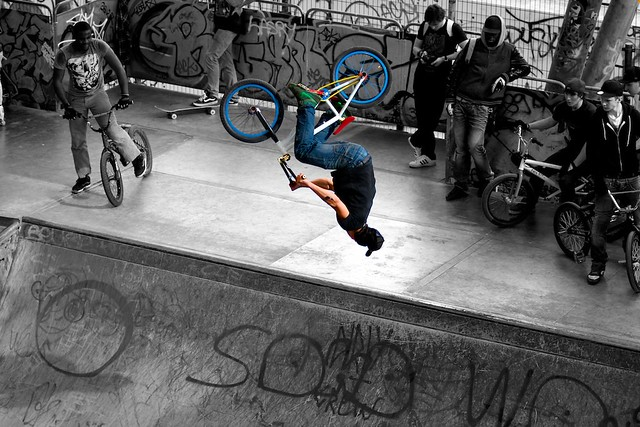 BMX bercy color