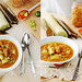 Lontong Kikil (Surabaya-Style Beef Tendon Soup with Rice Cakes)