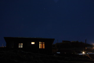 A night at Zuluk - View of the village