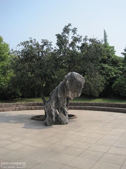 黄宾虹公园