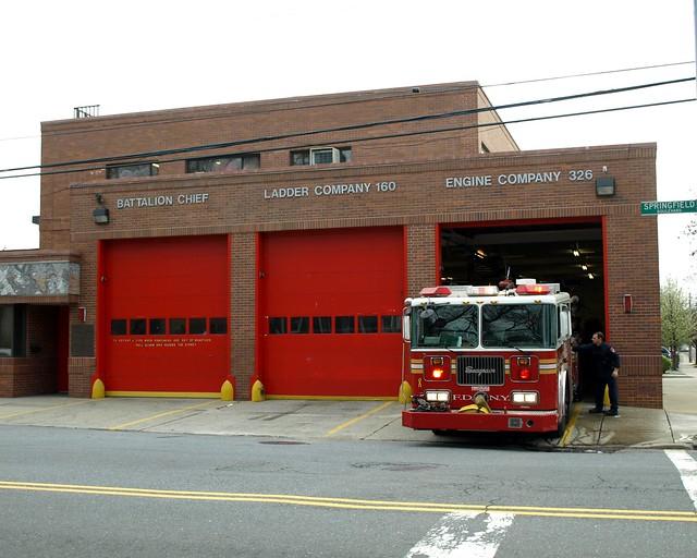 E326 Fdny Firehouse Engine 326 Ladder 160 Battalion 53