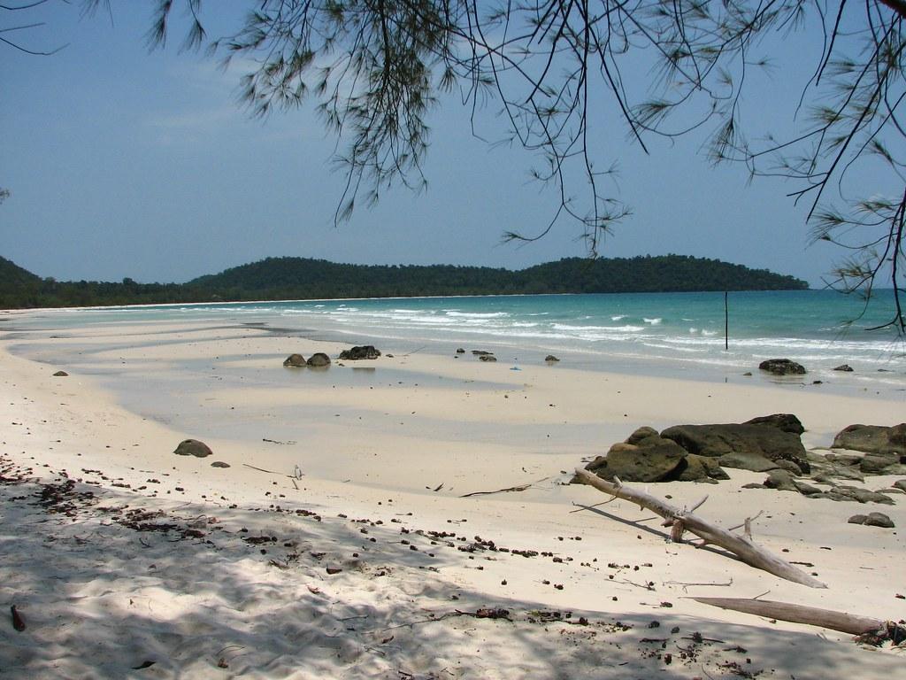 Long Set Beach камбоджа