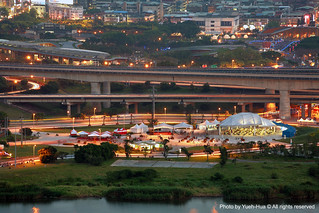 EXPO Arena, Dajia Riverside Park Area │ April 25, 2011