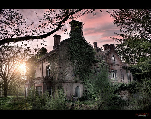 "UE Abandoned Manor House ""Be"""