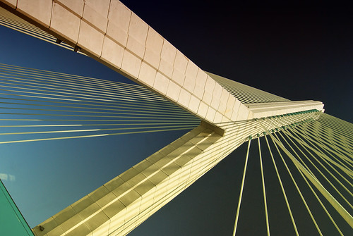 bridge sky lines wales architecture angle structure northwales nikond60 deesidebridge