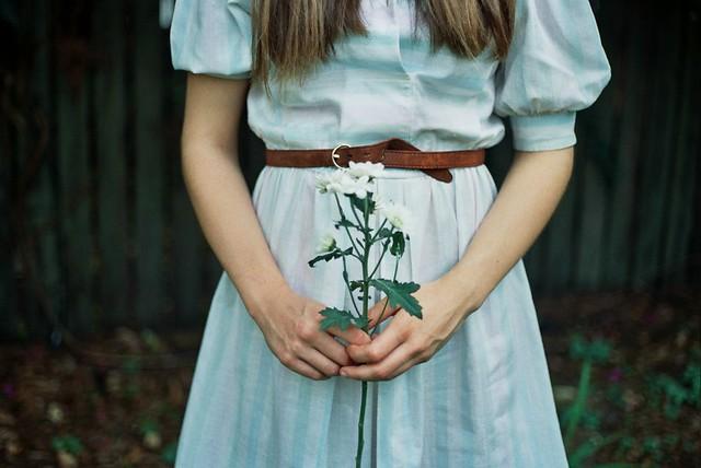 flower girl. by nikki.lake