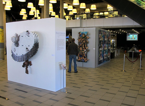 Exhibition at Bibliotheek Rotterdam