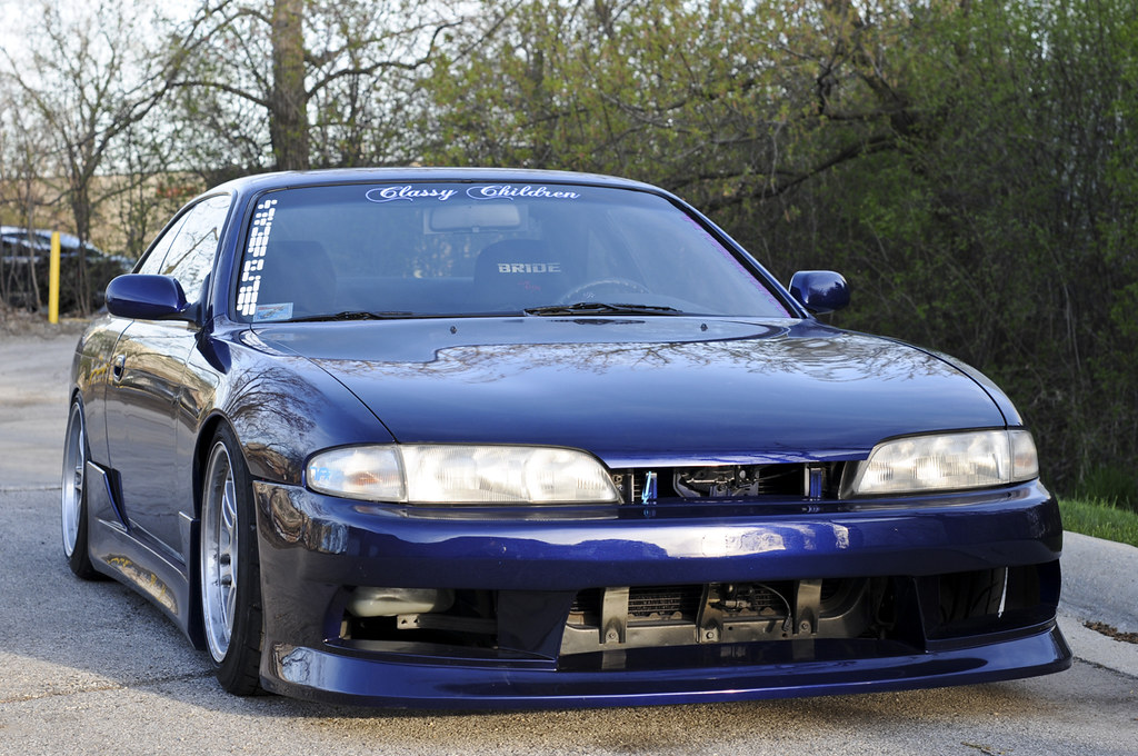 The CA240SX Wheel Fitment and Ride Height thread. 5691239264_70b3658ea8_b