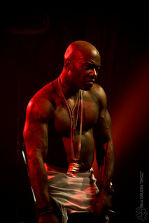 Treach - NAUGHTY BY NATURE - live in Paris (Le Bataclan)