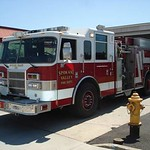 Structure Fire in Spokane Valley