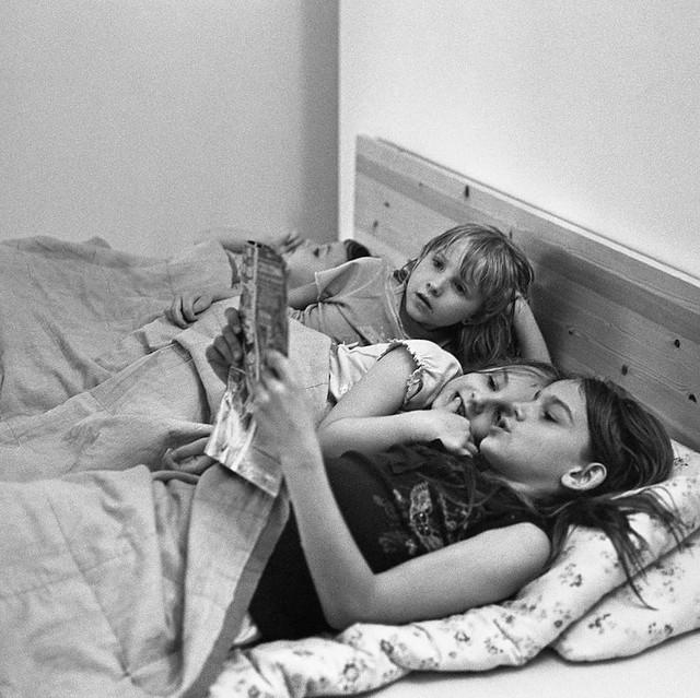 Reading A Forbidden Teen Magazine  Flickr - Photo Sharing-4674