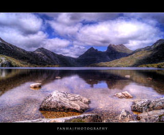 Cradle Mountain in Tasmania, Australia