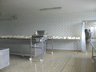 Fromagerie : fabrication du cantal à Ruynes-en-Margeride