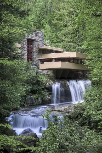 Fallingwater - Frank Lloyd Wright Home