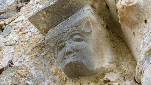 038 Ancienne église de Saint-Sauveur-de-Pierrepont