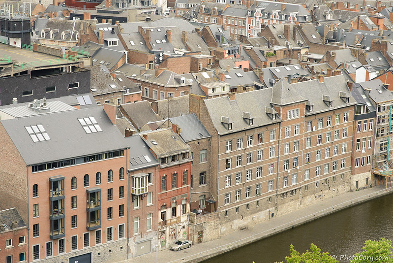 river houses in Namur