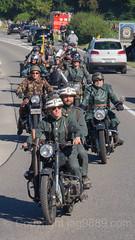 Classic Military Motorbikes