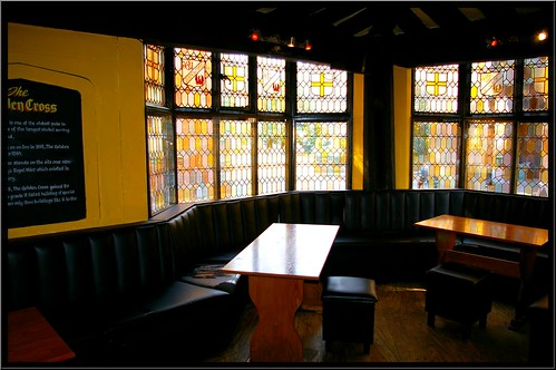 Golden Cross Pub 16th Century. Coventry,