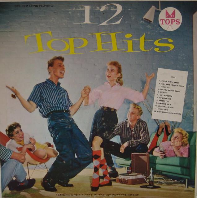 12 Top Hits album cover