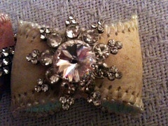 Custom Jeweled B-Cuffs! 3