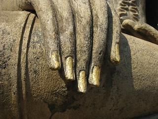 buddha's manicure